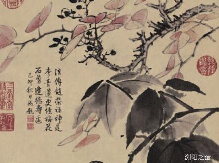 """「锆石价格」被后人称为""""武林派""""的明代画家蓝瑛"""