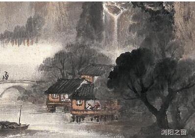 「第一套人民币价格表」泼墨道人吴石仙:擅山水,山水气势雄厚