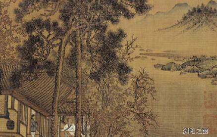 """「故宫博物院图片」南宋画家李唐:从卖画为生到入""""国家""""画院"""