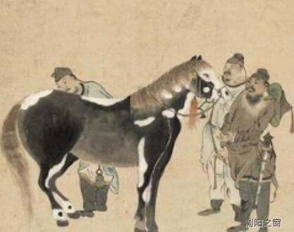 「天马行空图片」品析《五马图》与其作者李公麟