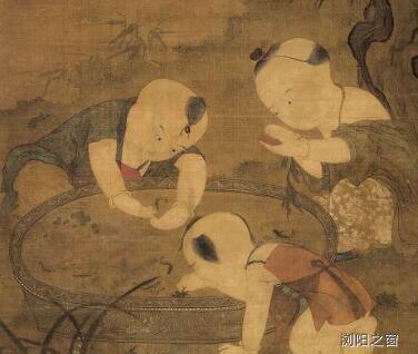 [浙江拍卖在线]北宋《货郎图》,古代绘画作品中接地气的一副佳作