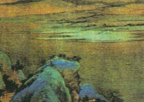 北宋晚期中国画家王希孟与《千里江山图》