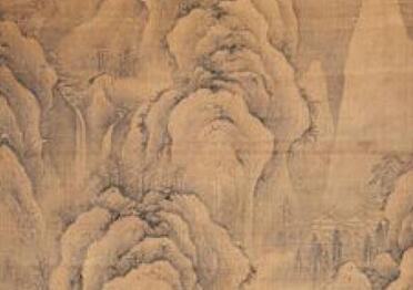 明代书画家刘珏,山水出王蒙,行草学李邕