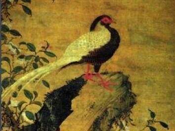 「水晶的价格」禽鸟画高手,明代画家林良