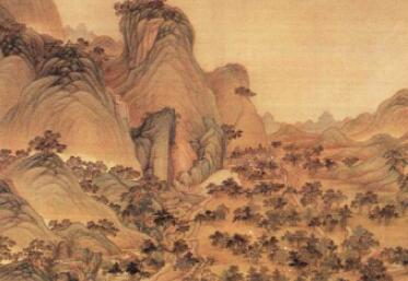 [名人字画]康熙时画家焦秉贞:擅画人物,吸收西洋画法颇有贡献