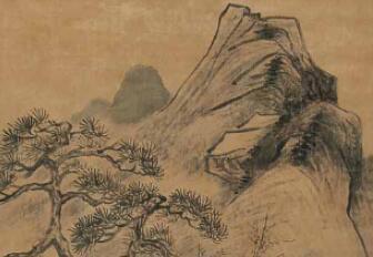 「大观通宝价格」陈继儒:明代画家,有《梅花图》
