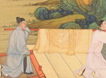 [微信收藏功能]古代画家焦秉贞的传世作品有哪些?