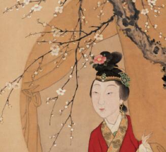 [中华人民共和国拍卖法]清代画家改琦:创立了仕女画新的体格