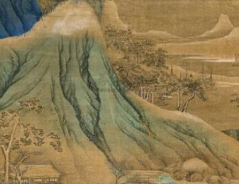 「沉香木价格」皇室画家赵令穰:工画山水、花果、翎毛