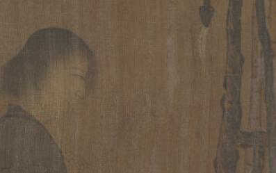 「桑蚕图片」《萧翼赚兰亭图》藏本简介与艺术特点