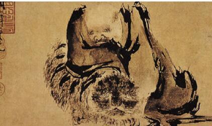 [在线拍卖]益州名画家石恪主要作品盘点和解析