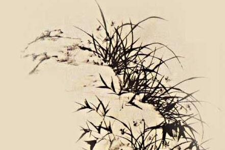 「黄莺图片」南唐画家王齐翰的佛道人物画