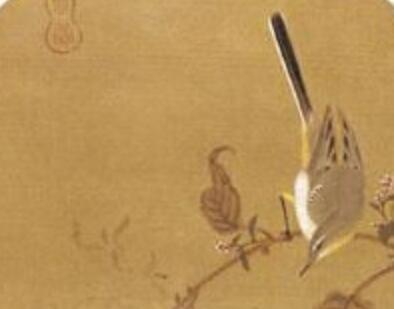 南唐画家徐崇嗣,擅画草虫、禽鱼、蔬果、花木及蚕茧等