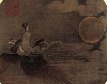 周文矩:仕女画继承了唐周昉的传统